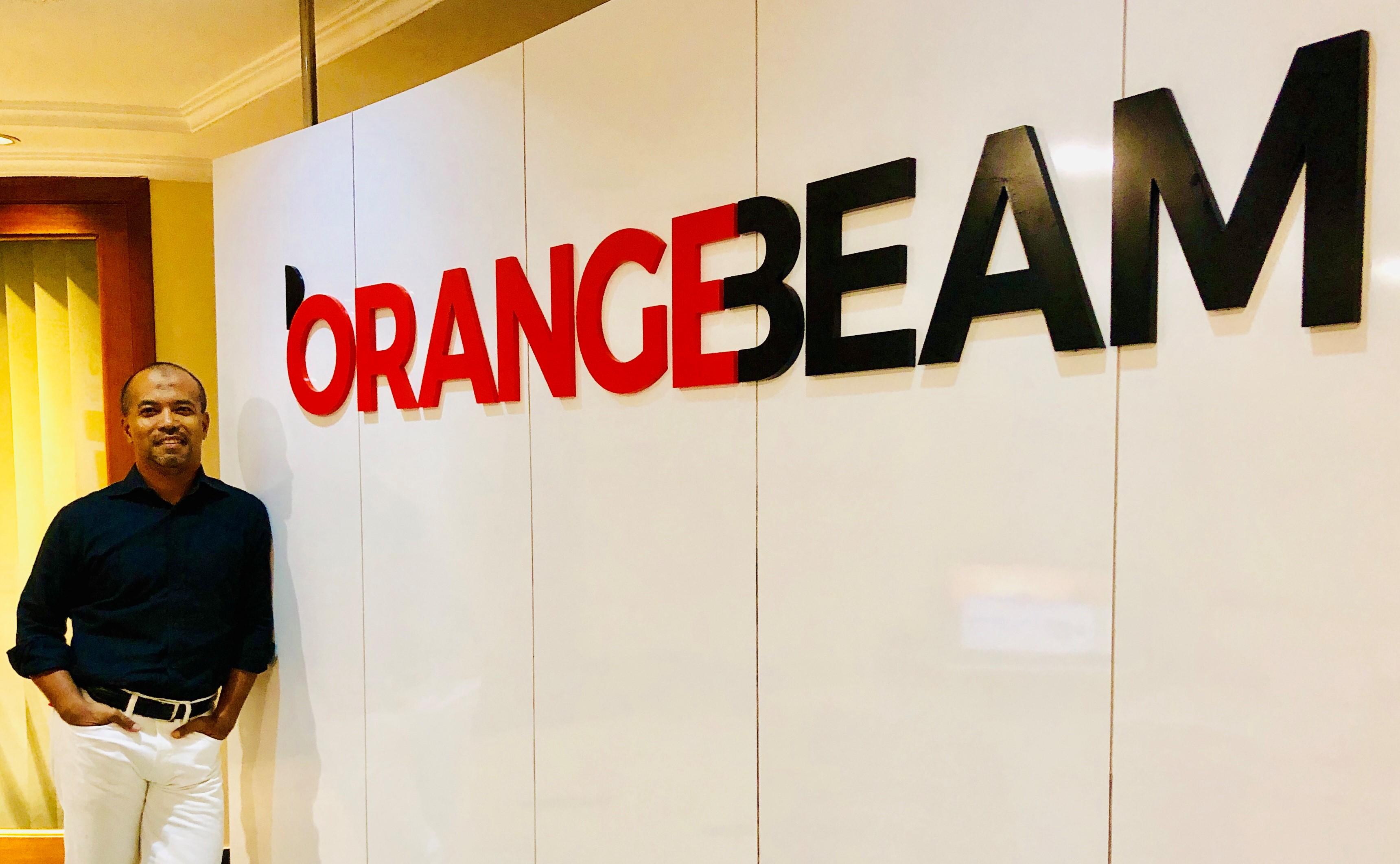 Orangebeam The Disruptor Orangebeamorangebeam